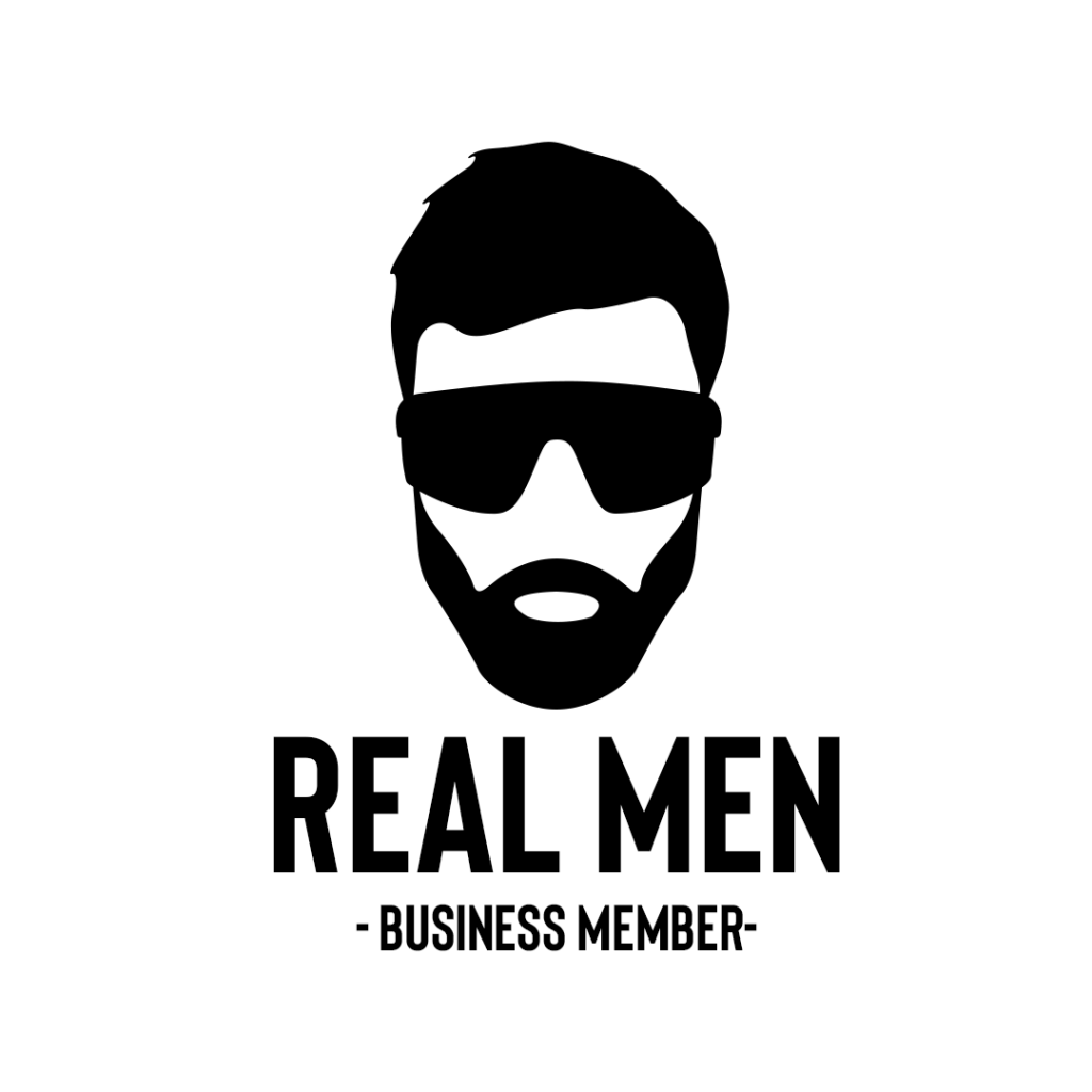 Logo voor Real Men Business Member