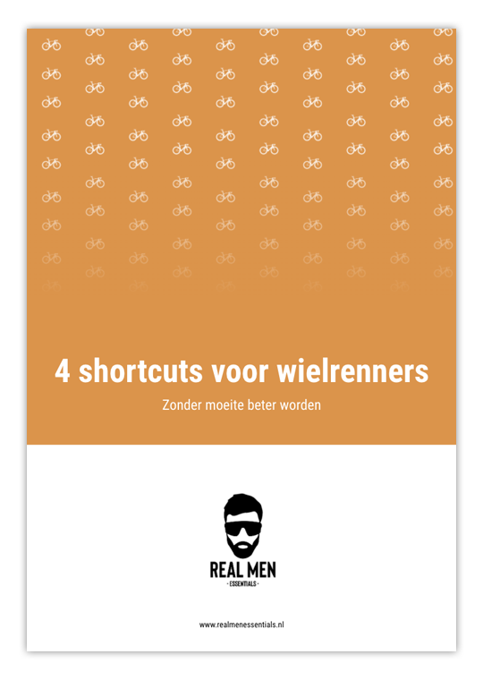 E-book: 4 shortcuts voor wielrenners